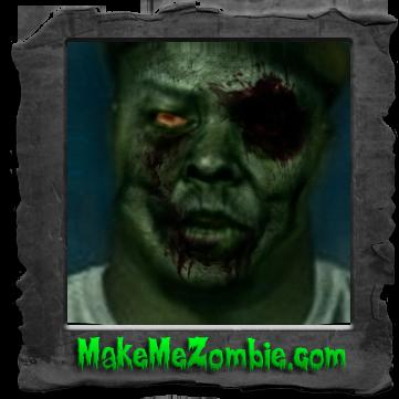 Make yourself zombie